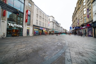 Northumberland Street South